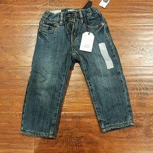 Gap toddler boy jeans